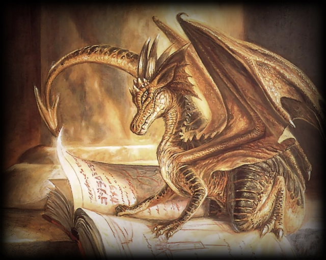 Golden-Dragon-Reading-Book
